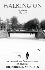 Walking On Ice by Frederick R. Andresen